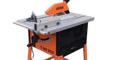Atika Tischkreissäge T 250 ECO