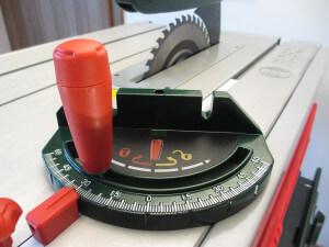 Queranschlag Bosch PTS 10 T