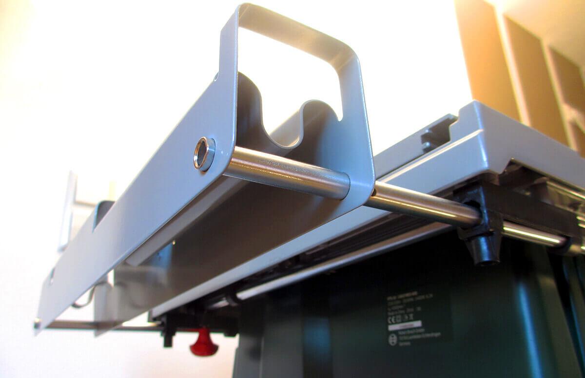 was ist ein parallelanschlag an der tischkreissäge?