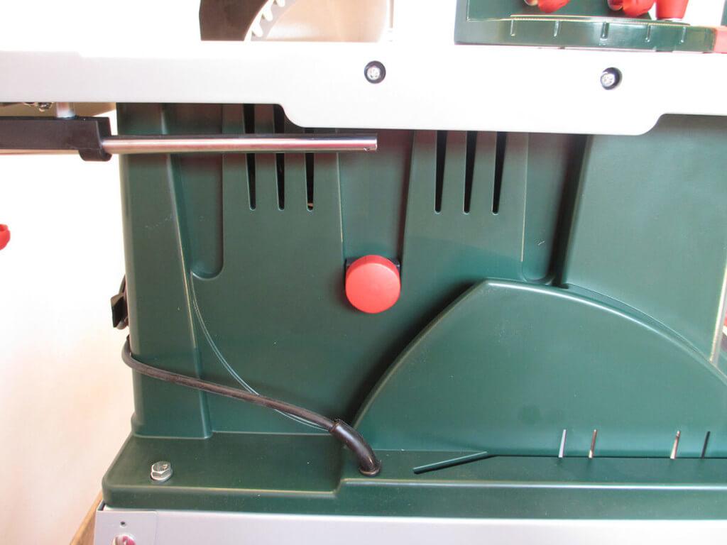 Sägeblatthalter - Bosch PTS 10 T